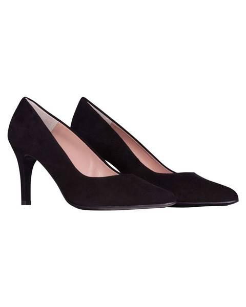 Černé boty Pietro Filipi