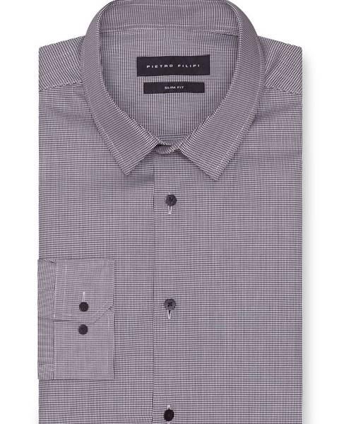 Šedá košile Pietro Filipi