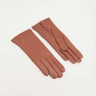 Dámské kožené rukavice DD6926437HDI