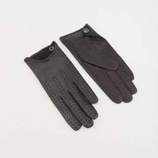 Dámské kožené rukavice DD6926439HDG