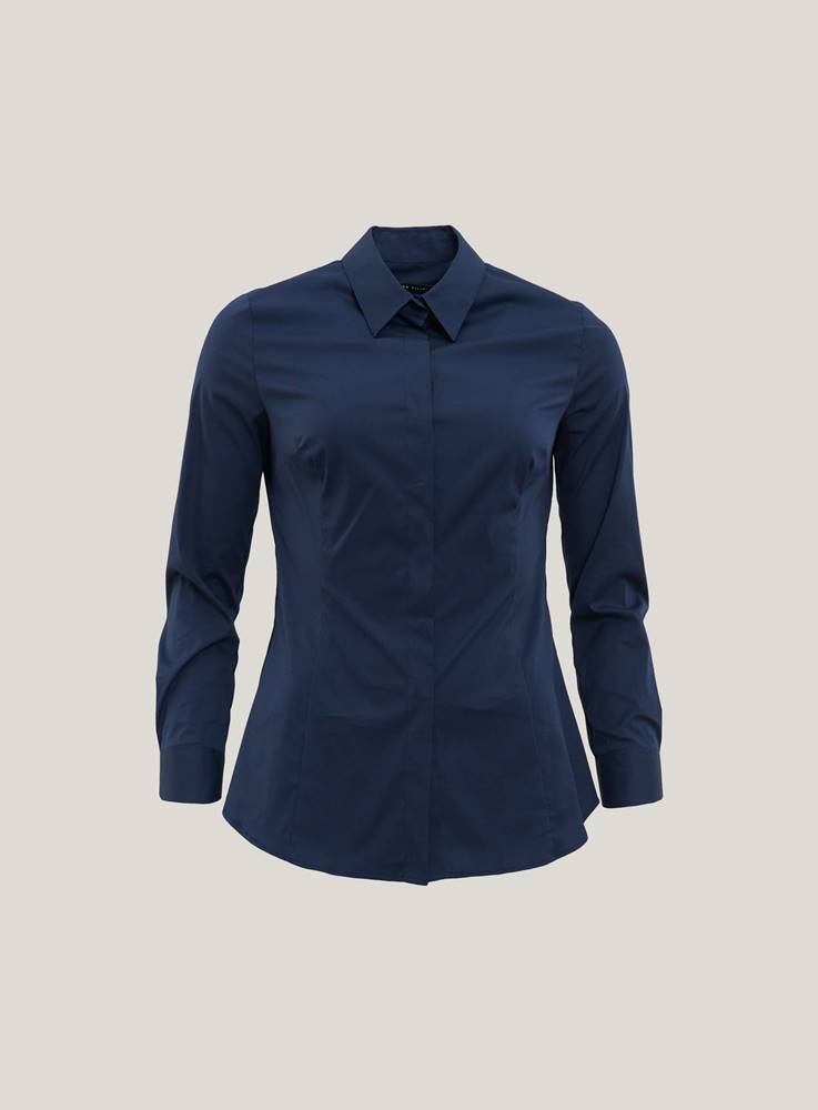 Dámská košile s manžetami D...