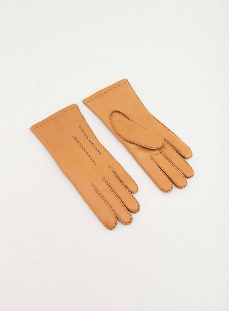 Pietro Filipi Dámské kožené rukavice DD6926438HDF