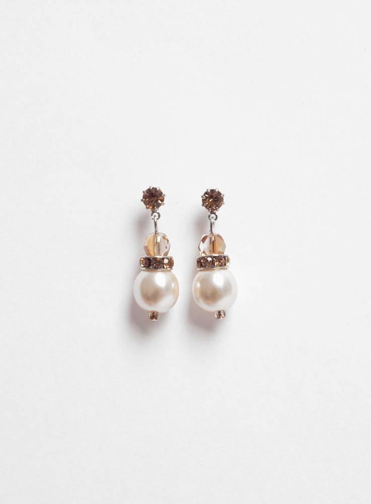 Pietro Filipi Dámské perlové náušnice DD5918508HND