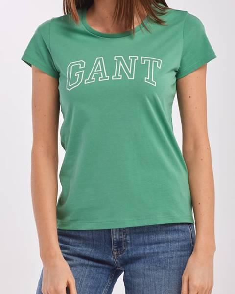 Zelený top gant