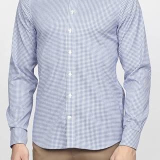 Košile Gant G1. Pinpoint Gingham Reg Bd
