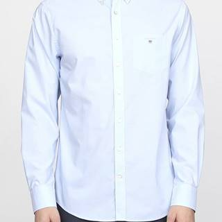Košile Gant The Broadcloth Reg Bd