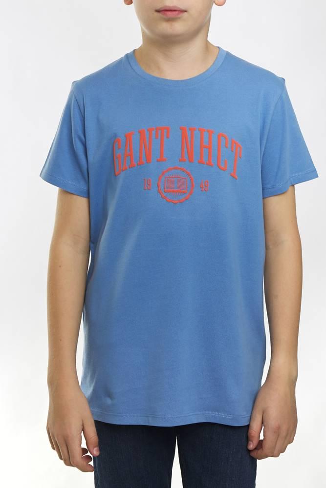 gant Tričko  Tb  Collegiate Ss T-Shirt