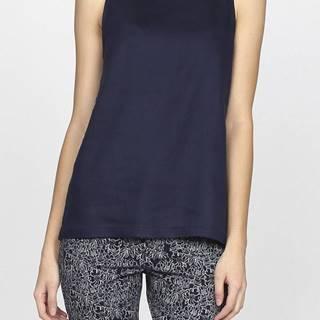 Košile Gant G2. Linen Viscose Top