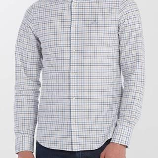 Košile  The Beefy Oxford Check Slim Bd