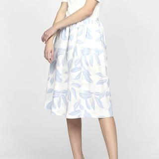 Sukně Gant O2. Airy Leaf Skirt