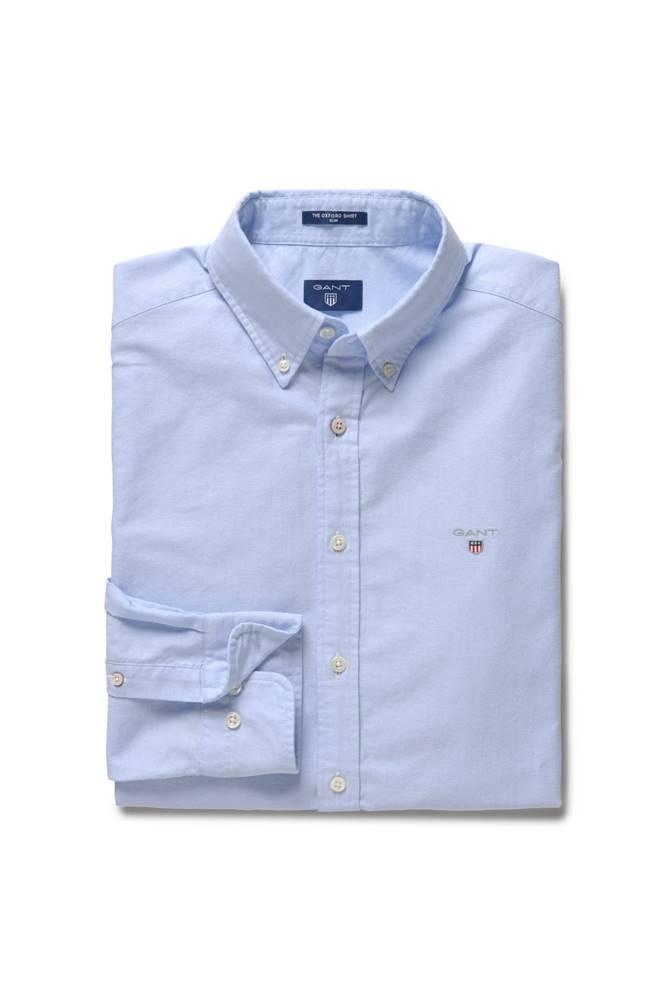 gant Košile Gant The Oxford Shirt Slim Bd
