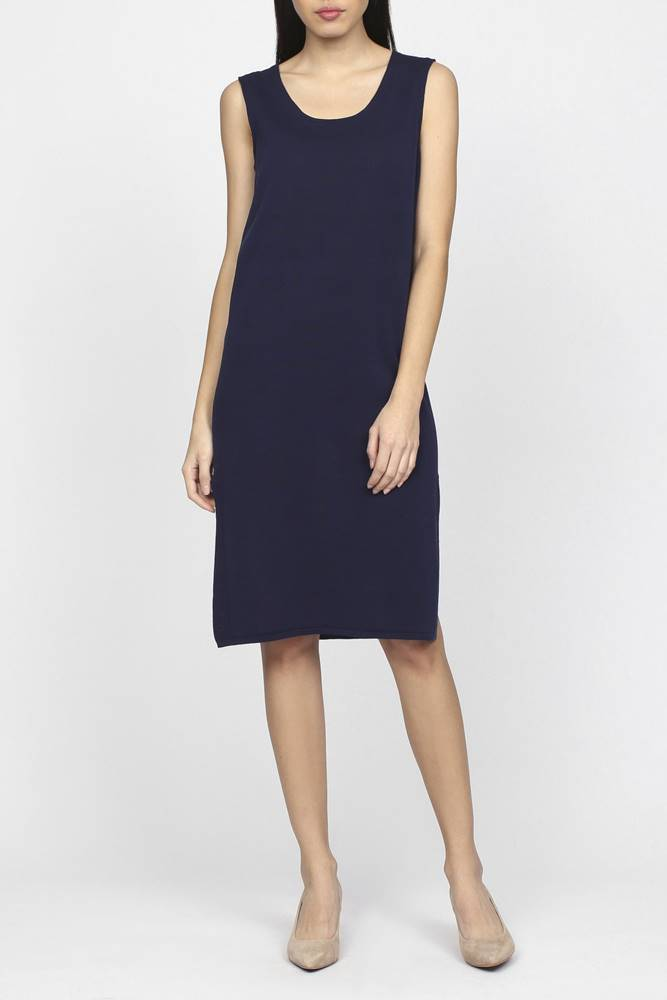 gant Šaty Gant G2. Knitted Pima Cotton Tank Dress