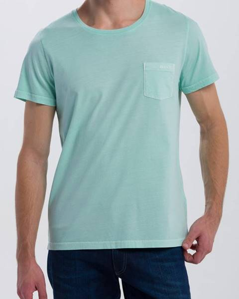 Zelené tričko gant