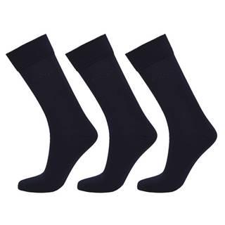 Ponožky  3-Pack Mercerized Cotton Socks
