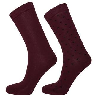 Ponožky Gant O1. 2-Pack Solid And Dot Socks