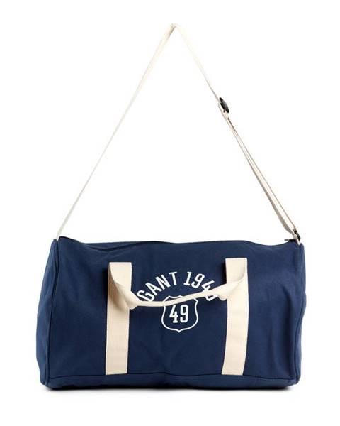 Modrá taška gant