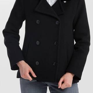 Bunda Gant O1. Wool Pea Coat
