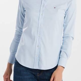 Košile Gant Stretch Oxford Solid Slim Shirt