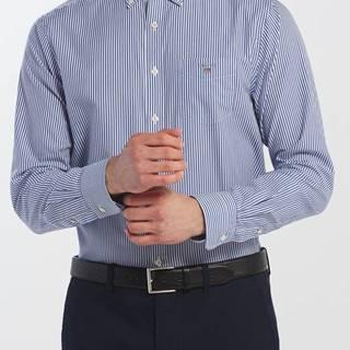 Košile Gant The Broadcloth Banker Reg Bd