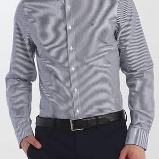 Košile  The Broadcloth Banker Slim Bd