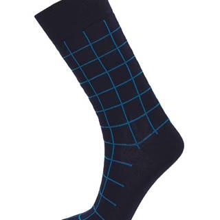 Ponožky  D1. Contrast Check Socks
