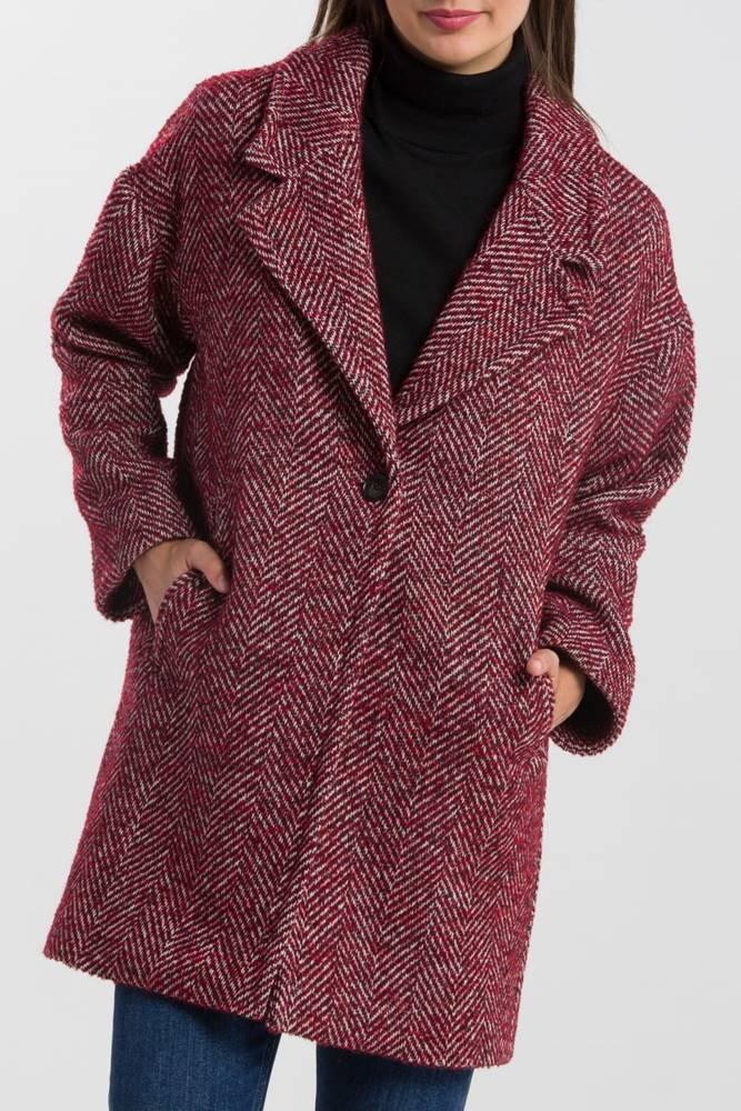 gant Kabát Gant O2. Oversized Coat