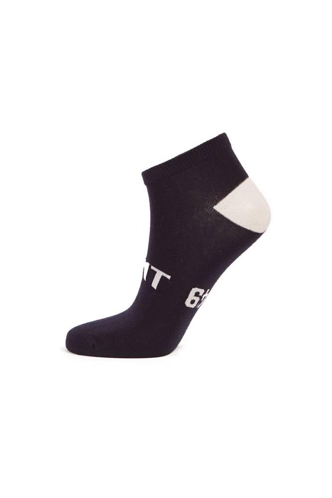 gant Ponožky  D1. 2 Pack  1949 Ankle Sock