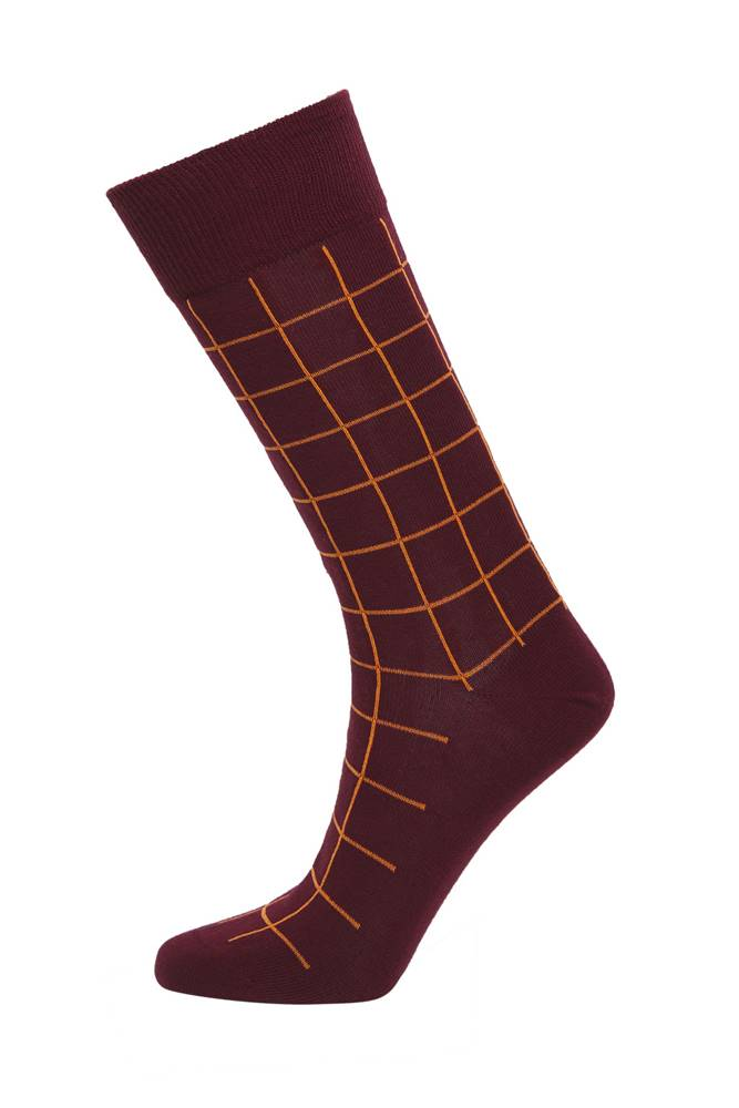 gant Ponožky  D1. Contrast Check Socks