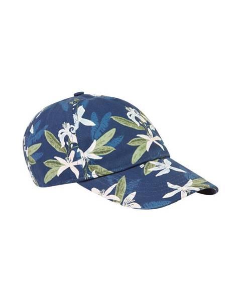 Modrá čepice gant