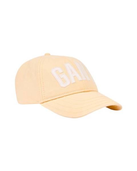 Žlutá čepice gant