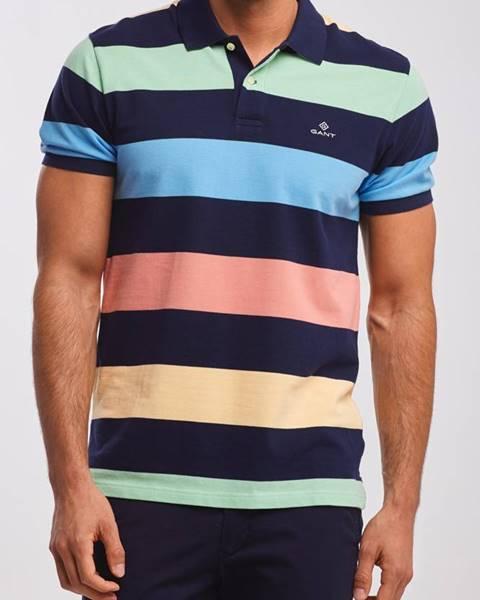 Různobarevná košile gant