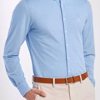 Košile  Tp Pique Solid Slim Bd