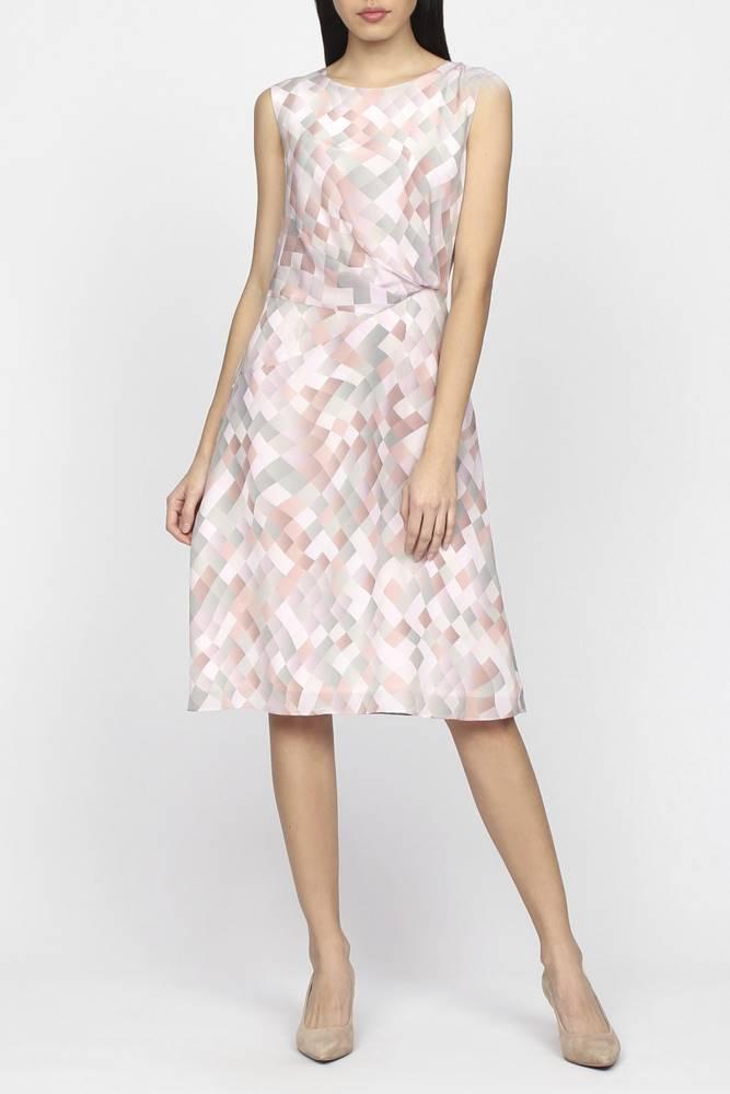 gant Šaty Gant G2. Silk Printed Dress