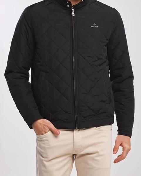 Černá bunda gant