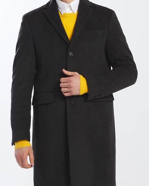 Šedá bunda gant