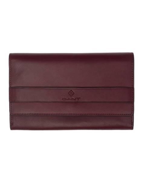 Červená peněženka gant