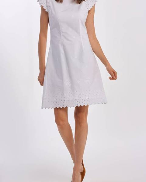 Bílé šaty gant