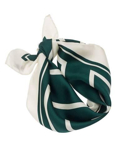 Zelená šála gant
