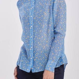 Košile  D2. Lemonade Cotton Silk Shirt