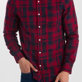 Košile Gant R2. Deconstructed Check Slim Bd