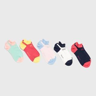 Ponožky Gant Tg. 5 Pack Sneakers Socks