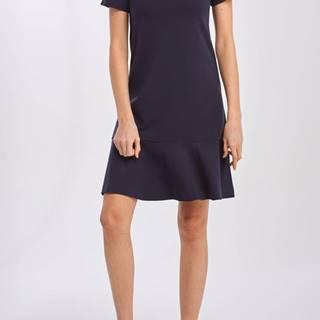 Šaty  D1. Flounce Detail Jersey Dress