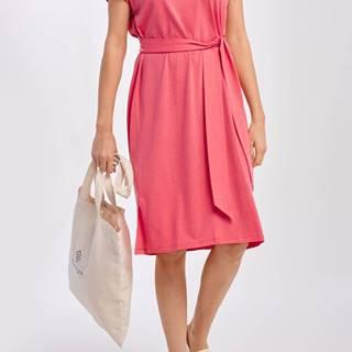 Šaty  D2. Pp V-Neck Jersey Dress