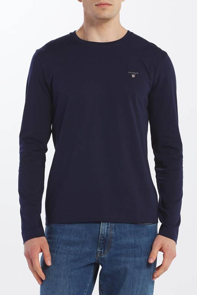 gant Tričko  The Original Slim Ls T-Shirt