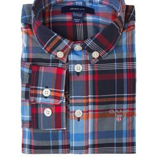 Košile  D1. Preppy Madras Shirt