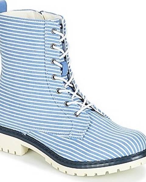 Modré boty André