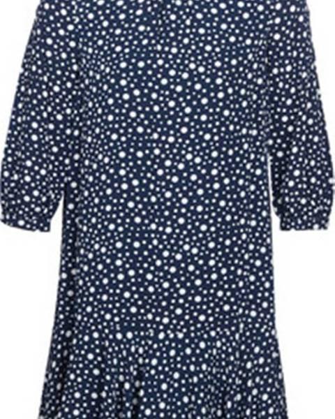 Modré šaty Esprit