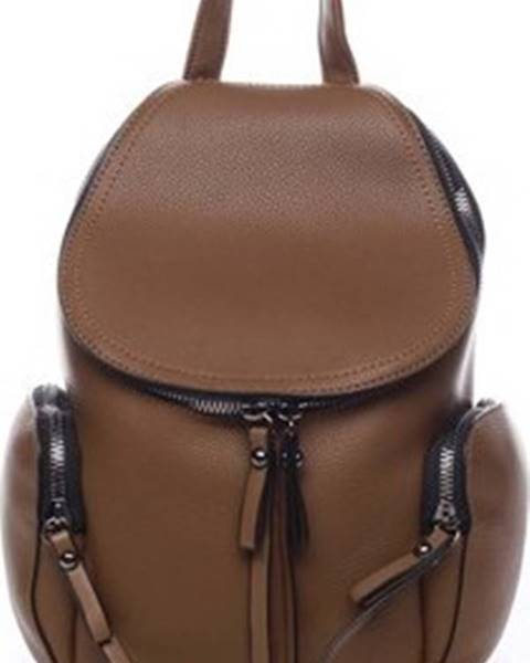 Hnědý batoh Maria C.
