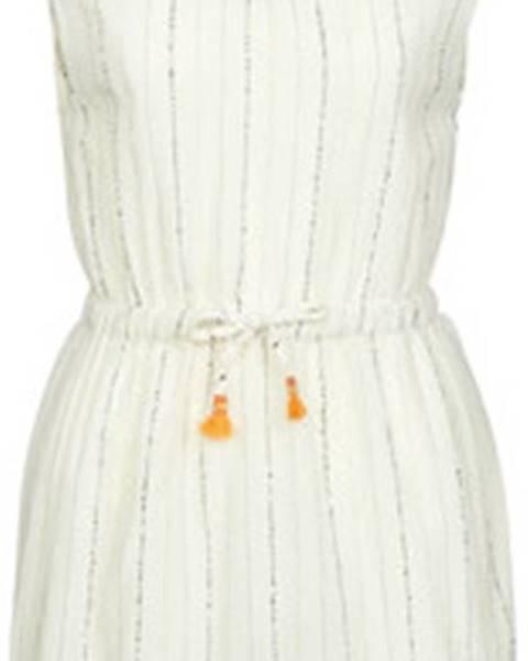 Bílé šaty Banana Moon
