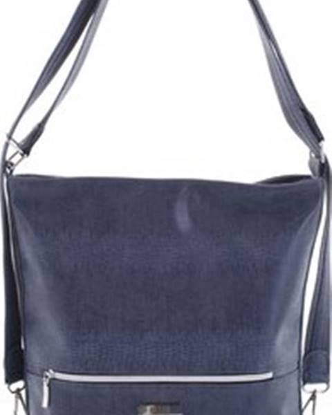 Modrý batoh Ellis